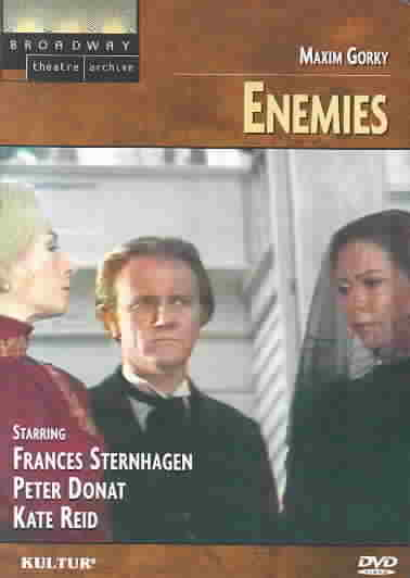ENEMIES BY STERNHAGEN,FRANCIS (DVD)