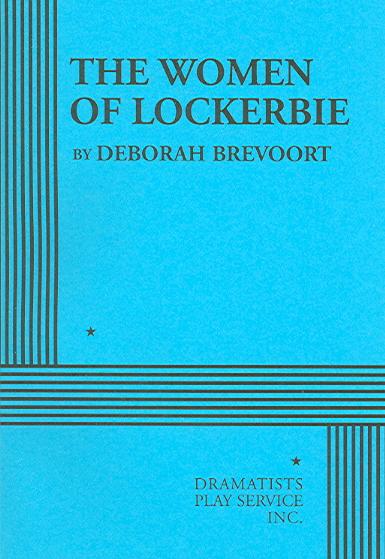 The Women of Lockerbie By Brevoort, Deborah